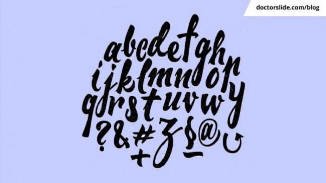 Gunakan Font yang Tepat untuk Presentasi Anda!