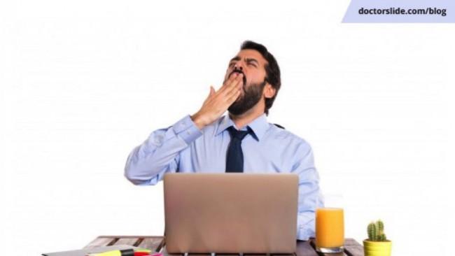 Cara Mencegah Peserta Mengantuk Saat Presentasi
