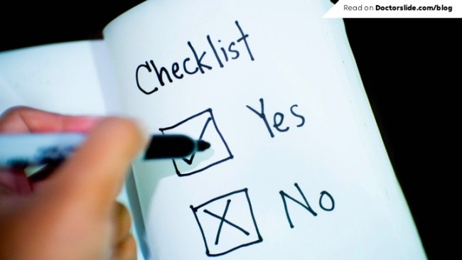 10 Checklist Sederhana untuk Sesi Presentasi Lancar