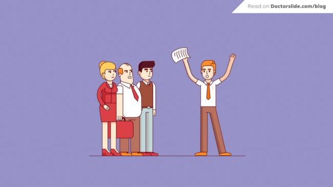 Menguasai Body Language Ketika Presentasi
