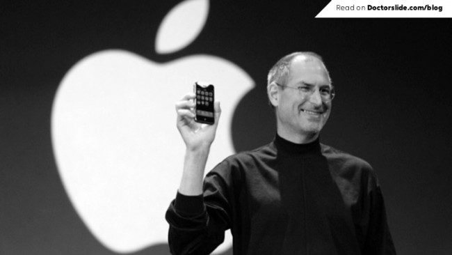 7 Interesting Lessons from Steve Jobs Presentation Techniques